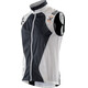 X-Bionic SphereWind Running Vest Men White/Black